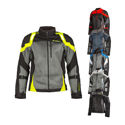 $ CDN317.16 • Buy Klim Mesh Motorcycle Induction Jacket With D3O Pads