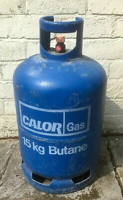 £14.99 • Buy EMPTY CALOR GAS 15KG BOTTLE CYLINDER (BUTANE) - To Be Collected From B388DD