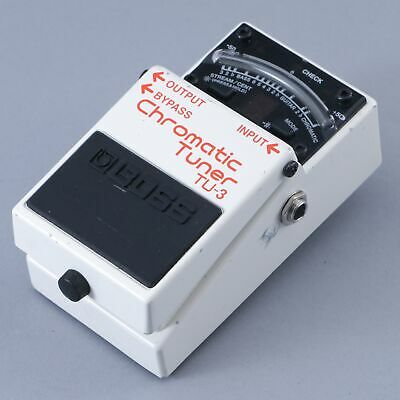$ CDN82.47 • Buy Boss TU-3 Chromatic Tuner Guitar Effects Pedal P-12832