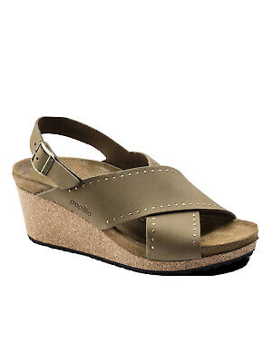 🌟BNIB🌟Papillio By Birkenstock Samira Sandals, Mud Green Rivets, 5(38) • 70£