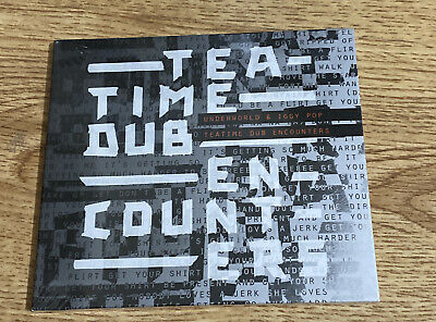 Underworld And Iggy Pop Teatime Dub Encounters CD • 4.99£