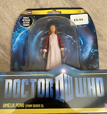 £50 • Buy Doctor Who Young Amy Amelia Pond Series 5 Action Figure Brand New Rare