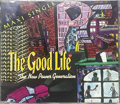 The New Power Generation (Prince) - The Good Life (6 Track Maxi Single) • 1.99£