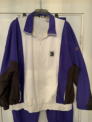 £130 • Buy Vintage Nike Agassi Challenge Court Warm Up Suit Us Open 1994 In Large