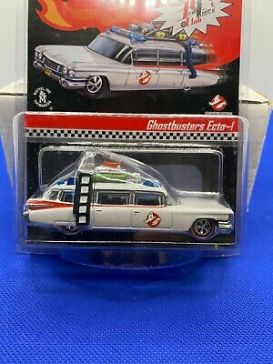 Hot Wheels Red Line Club Ghostbusters Ecto-1 4674/6530 • 57.88£