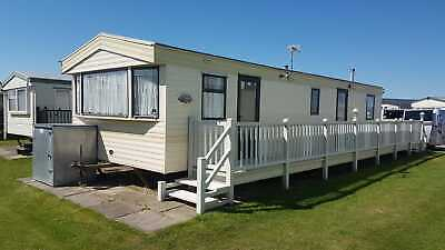Caravan To Rent Golden Palm Resorts Skegness 3 Bed 8 Berth **book Now For 2021** • 50£