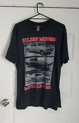 AU19.99 • Buy Official Holden  Monaro Muscle Car Icons  Graphic Shirt Size 4XL Great Cond.