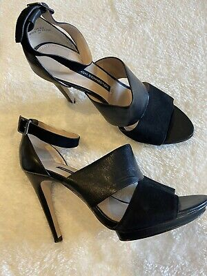 French Connection Black Sandals  Size 41 • 9.99£