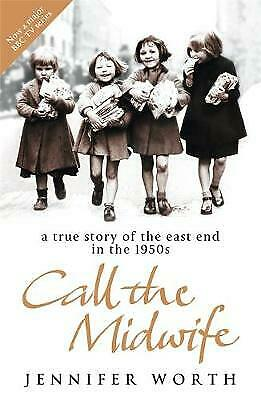 Call The Midwife By Jennifer Worth Paperback Book • 5£