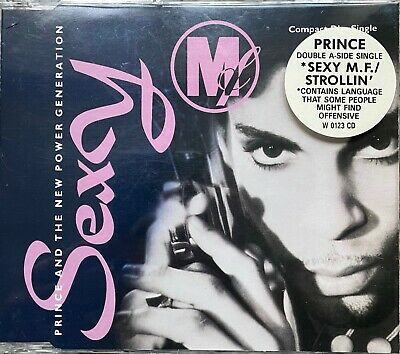 Prince  And The New Power Generation- Sexy MF (3 Track CD Single) • 0.99£