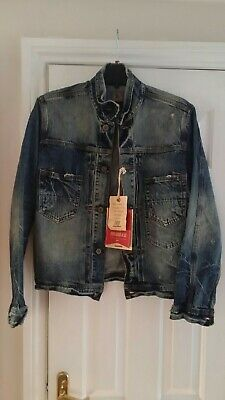 Prps Jeans Denim Jacket • 165£