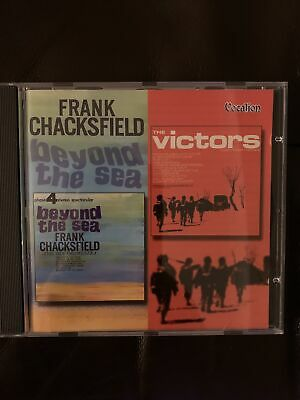 Vocalion CD Frank Chesterfield Beyond The Sea & The Victors Very Rare CD   • 15£