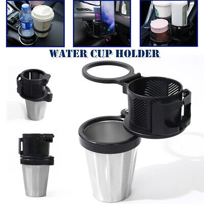 $25.89 • Buy Car Bottle Cup Holder Mobile Phone Storage Bracket Air Outlet Bottle Water Stand