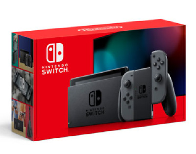 $ CDN378.99 • Buy Nintendo Switch Console Grey Joy-Con  >> Brand NEW <<