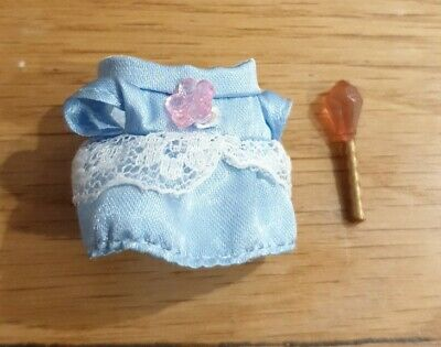 £4.50 • Buy Sylvanian Families Baby Dress And Wand