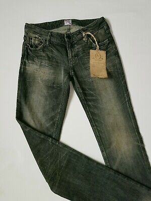 Men's PRPS Jeans Grey Color Size UK 26 /34  BNWT • 119.99£