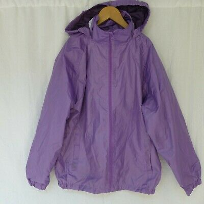 Girls Peter Storm Purple Lilac Lightweight Raincoat Cagoule Age 11-12 Years • 1.50£