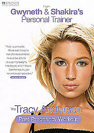 £1.10 • Buy The Tracy Anderson Method - Post-Pregnancy Workout (DVD, 2010)