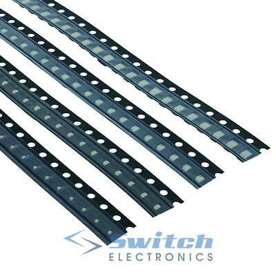 $8.90 • Buy SMD / SMT Surface Mount LED - 0402 0603 0805 1206 - White Red Blue Green Yellow