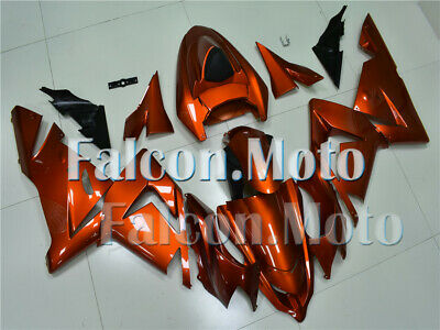 $514.25 • Buy New Orange Injection Body Kit Fairing Fit For 2004-2005 Ninja ZX10R Mold ABS AAG