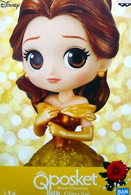 $ CDN38.73 • Buy Q Posket Disney Characters Glitter Line Belle / Beauty And The Beast / Qposket