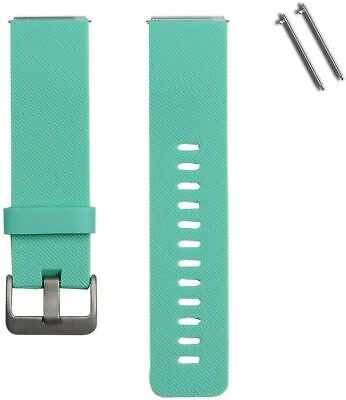 AU24.99 • Buy Replacement Band Strap For Fitbit Blaze, Soft Silicone Rubber Sport - Green