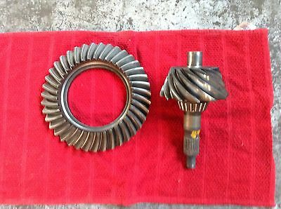 AU599.99 • Buy Ford 9 Inch Diff Genuine 3.5 Ratio Gear Sets, Used And In Good Condition.