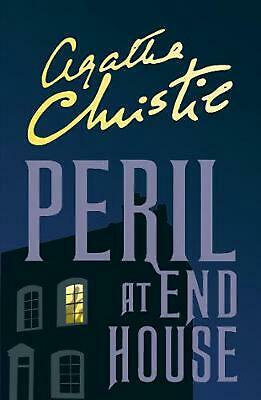 Peril At End House By Agatha Christie (English) Paperback Book Free Shipping! • 7.69£