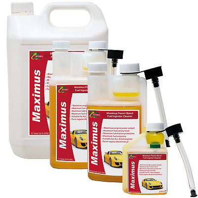 HYDRA MAXIMUS Cleaning Diesel Injectors, Diesel Turbo Cleaner, Fuel Additive  • 9.45£