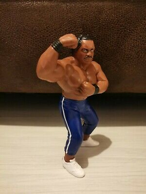 $ CDN86.36 • Buy Wcw Galoob Ron Simmons UK Exclusive White Stripe 1990 Wrestling Figure Hasbro