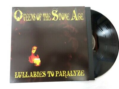 £24.99 • Buy Queens Of The Stone Age – Lullabies To Paralyze 2x 180g Vinyl Lp Reissue M.o.v