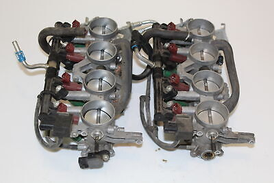 $85 • Buy 2008 2009 Suzuki Gsxr750 MAIN FUEL INJECTORS / THROTTLE BODIES 13406-38H00