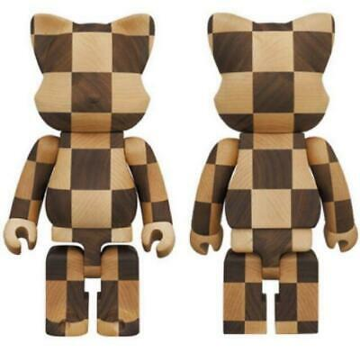 $1999.99 • Buy BearBrick Karimoku Longitudinal Chess 400% From Japan New A560