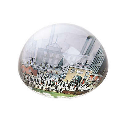 £16.06 • Buy Lowry Coming From The Mill Paperweight - John Beswick