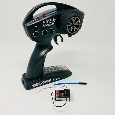 $ CDN171.22 • Buy Traxxas Rally 4WD Transmitter TQi 2.4GHz 6513 & 5 Ch Micro Receiver 6518 Set