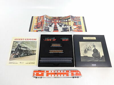 AU43.61 • Buy CA789-0, 5 #Minitrains Atlas Z Gauge Dummy-Dampflok Orient Express, Mint +Box