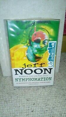 £5 • Buy Nymphomation By Jeff Noon (Paperback, 1998)