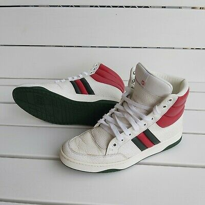 AU290 • Buy Gucci Men's Leather High Top