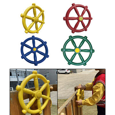 £15.25 • Buy 18.81inch Pirate Ship Wheel For Swing Set Playground Accessories Playset