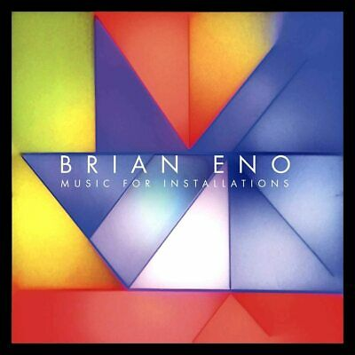 Brian Eno - Music For Installations [6 Cd] New & Sealed • 49.95£