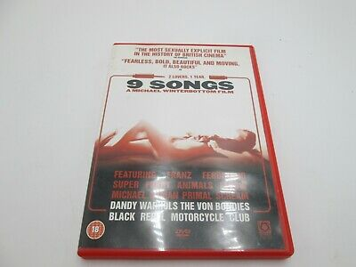 AU16.79 • Buy 9 Songs Michael Winterbottom Out Of Print
