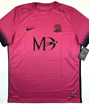 £39.99 • Buy NWT SOUTHEND UNITED 2016/17 XL Away Nike Football Shirt Soccer Jersey SUFC Top