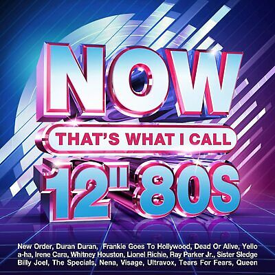 """£9.98 • Buy NOW That's What I Call Music! -  12"""" 80s [CD] Sent Sameday*"""