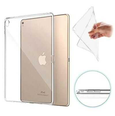 AU6.28 • Buy Transparent Back Clear Silicone Case Cover Apple IPad 10.2 10.5 Pro 10.5