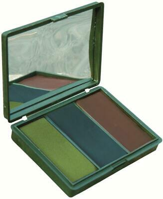 BCB 3 Colour Cam Camouflage Cream Face Paint To Clear Past Before Date • 1.99£