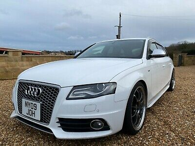 2009 Audi S4 Avant 3.0 Supercharged Fresh Import PX WELCOME STUNNING CONDITION • 12,495£