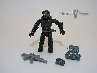 $17.99 • Buy Call Of Duty COD Mega Bloks #06865 Rappel Fighter Figure With Gun And Parts