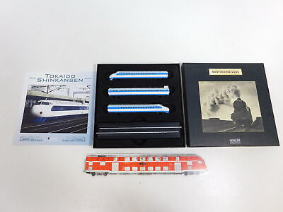 AU43.61 • Buy CA780-0, 5 #Minitrains Atlas Z Gauge Dummy-E-Lok Tokaido Shinkansen, Mint +Box