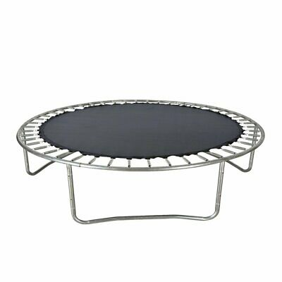 AU56 • Buy 8 FT Kids Trampoline Pad Replacement Mat Reinforced Outdoor Round Spring Cover