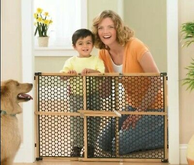 £30 • Buy Safety 1st Doorway Safety Gate, Bamboo, New, Baby Safety, Pet Gate,